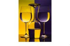 Three Wine Glasses - Doug Jackson (Commended - Set Subj B Grade - 08 Oct 2020 PDI)