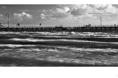 Lagoon Pier - Gary Richardson (Commended - Set Subj A Grade - 11 Mar 2021 PRNT)