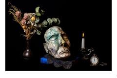 Memento mori - Lynette McKelvie (Highly Commended - Open B Grade - 11 Mar 2021 PRNT)