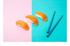 Sushi - Paul Dodd (Commended - Open A Grade - 11 Mar 2021 PRNT)