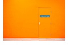 Fire Door - Paul Dodd (Highly Commended - Set Subj A Grade - 14 May 2020 PDI)