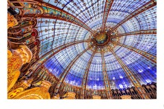 Dome at Galeries Lafayette - Richard Faris (Commended - Set Subj A Grade - 14 May 2020 PDI)
