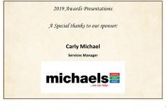 2019 Awards Presentations