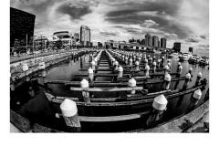 Docklands Old & New - Mark Devaraj (Commended - Open B Grade - Feb 2019 PDI)
