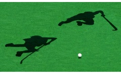 Shadow Hockey - Ray Papulis (Highly Commended - Set Subject - Shadows - Feb 2019 PDI)