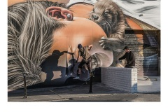 Otter Street - Jerzy Alexander Lau (Commended - Set Subject - Shadows - Feb 2019 PDI)