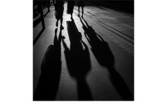 Shadowy Existence - Marg Huxtable (Highly Commended - Set Subject - Shadows - Feb 2019 PDI)