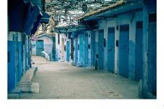 Blue Doors - Robyn Faris (Commended - Set Subj B Grade - 22 Apr 2021 PDI)