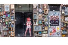 Doors Melbourne Laneway - Lesley Bretherton (Commended - Set Subj A Grade - 22 Apr 2021 PDI)