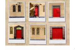 Red Doors - Bob Warfield (Highly Commended - Set Subj A Grade - 22 Apr 2021 PDI)
