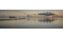 Raiatea Sunset - Annette Donald (Commended - Set Subj A Grade - 22 Oct 2020 PDI)