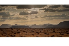 Wadi Rum afternoon - Kaye Linsdell (Commended - Open B Grade - 23 Feb 2020 PDI)