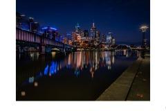 Melbourne Nightscape - Elizabeth Jackson (Commended - Open B Grade - 24 Sep 2020 PDI)