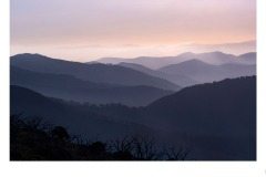 Mountain Layers - Nicole Andrews (Commended - Set Subj A Grade - 25 Feb 2021 PDI)