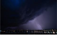 Thunder Storm - Brendan Boag (Commended - Open B Grade - 26 Mar 2020 PDI)