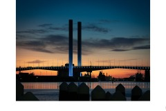 Bolte @ Night - Doug Jackson (Commended - Set Subj B Grade - 26 Mar 2020 PDI)
