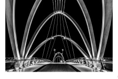 Our Bridge', Seafarers Bridge, Docklands - Ruth Woodrow (Commended - Set Subj A Grade - 26 Mar 2020 PDI)