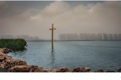 Cross in the water - Daryl Groves (Best - Open A Grade - Feb 2020 PDI)
