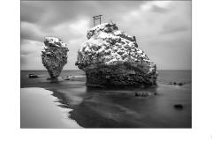 Coastal Rocks Hokkaido - Ken Bretherton (Commended - Open A Grade - Feb 2020 PDI)