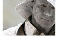 Human Statue - Kelvin Brown (Commended - Set Subj B Grade - Feb 2020 PDI)