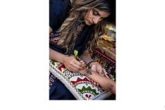 Henna Artistry - Mark Devaraj (Highly Commended - Set Subj A Grade - Feb 2020 PDI)