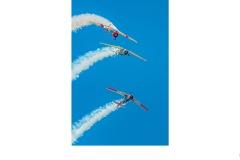 Warbird Aerobatics - Richard Faris (Commended - Set Subj A Grade - 27 May 2021 PDI)