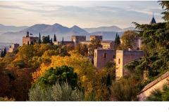 Granada in autumn - John Godfrey (Commended - Open B Grade - 28 May 2020 PDI)