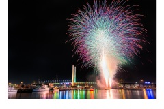 Bolte Bridge Fireworks - Paul Dodd (Commended - Open B Grade - Apr 2019 PDI)