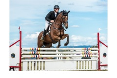 Showjumping at Wandin - Graeme Diggle (Commended - Open B Grade - Apr 2019 PDI)
