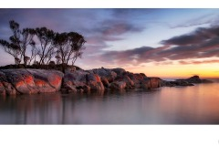 Binalong Bay Sunrise - Jane Clancy (Highly Commended - Open A Grade - Aug 2019 PDI)