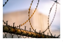 Fence - Paul Dodd (Commended - Set Subject 'F is for ...' - Aug 2019 PDI)