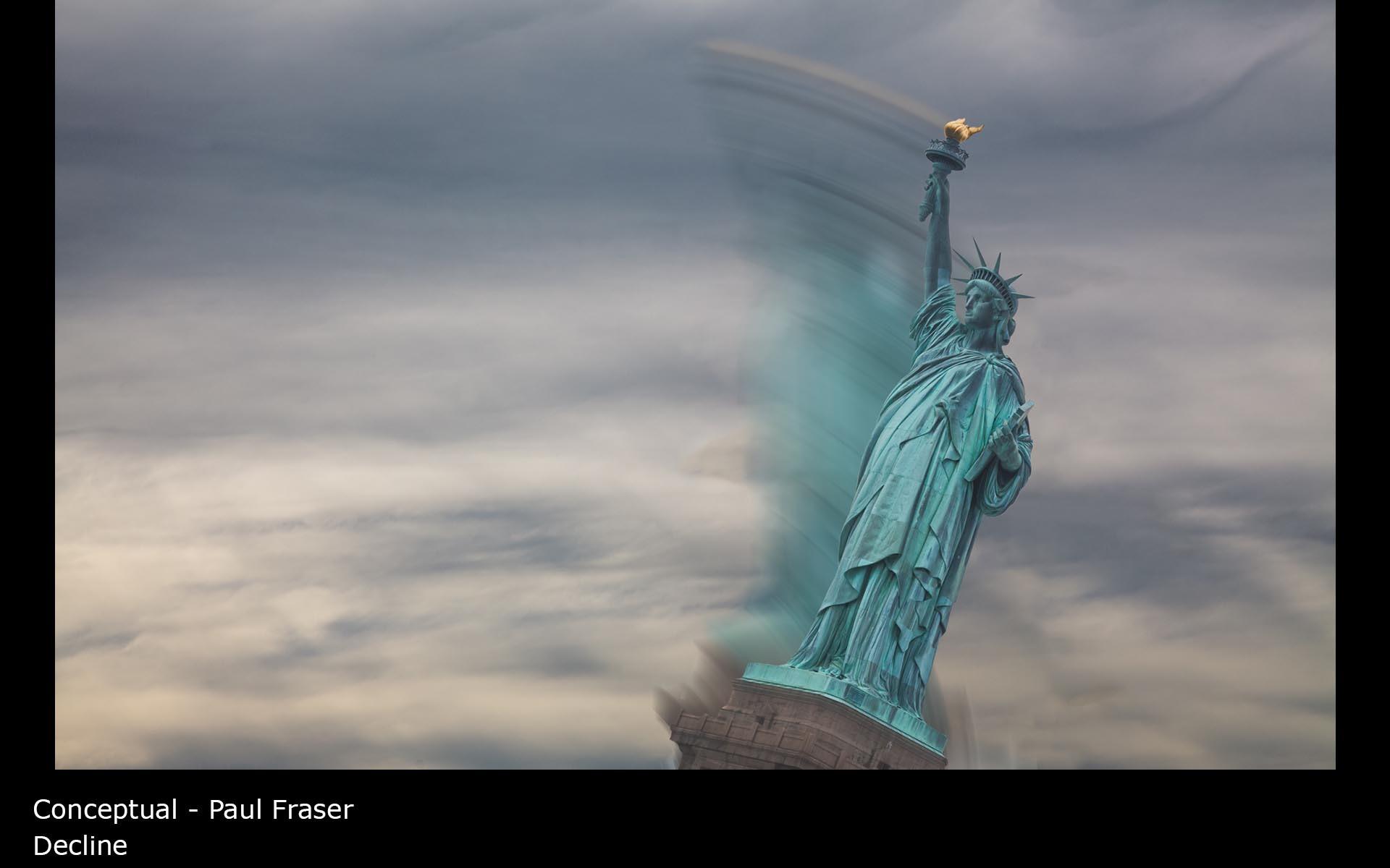 Decline - Paul Fraser