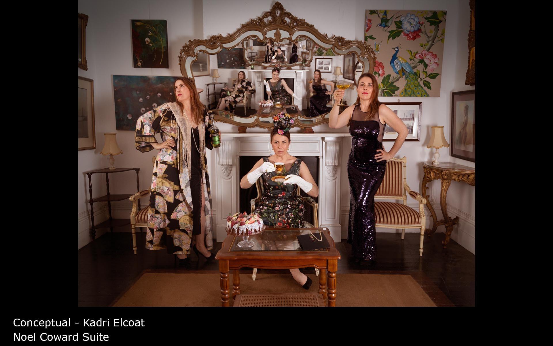 Noel Coward Suite - Kadri Elcoat