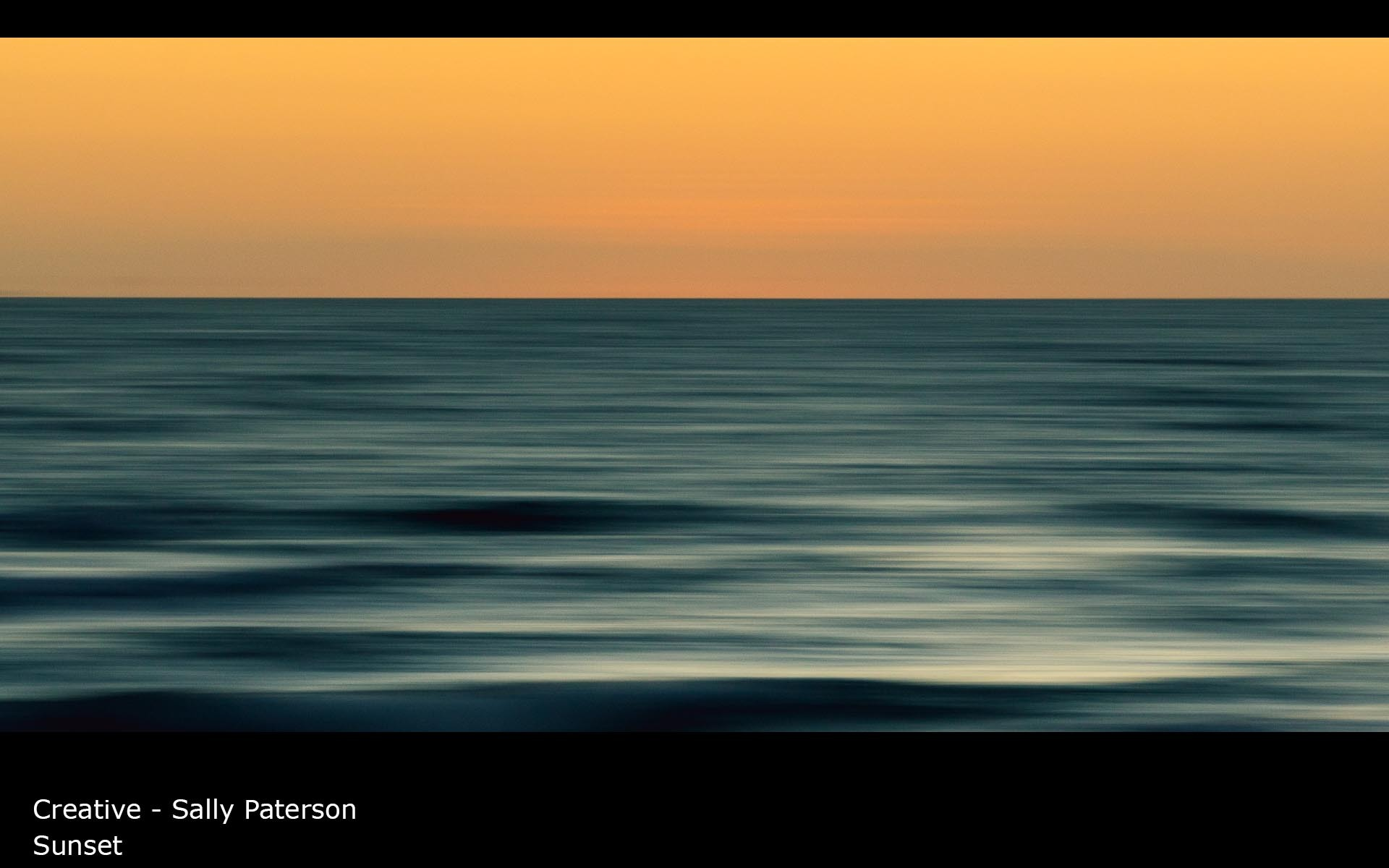 Sunset - Sally Paterson