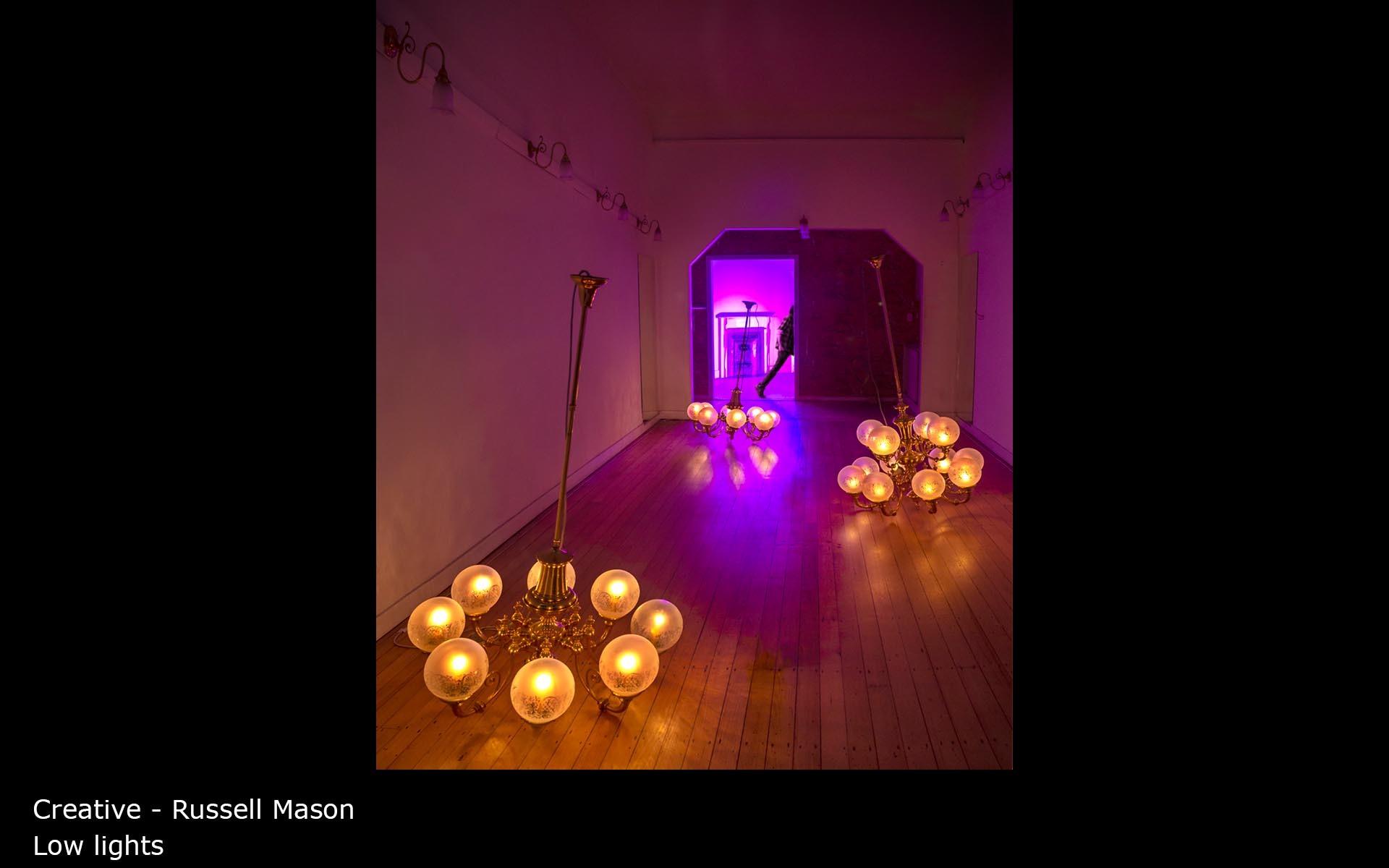 Low lights - Russell Mason