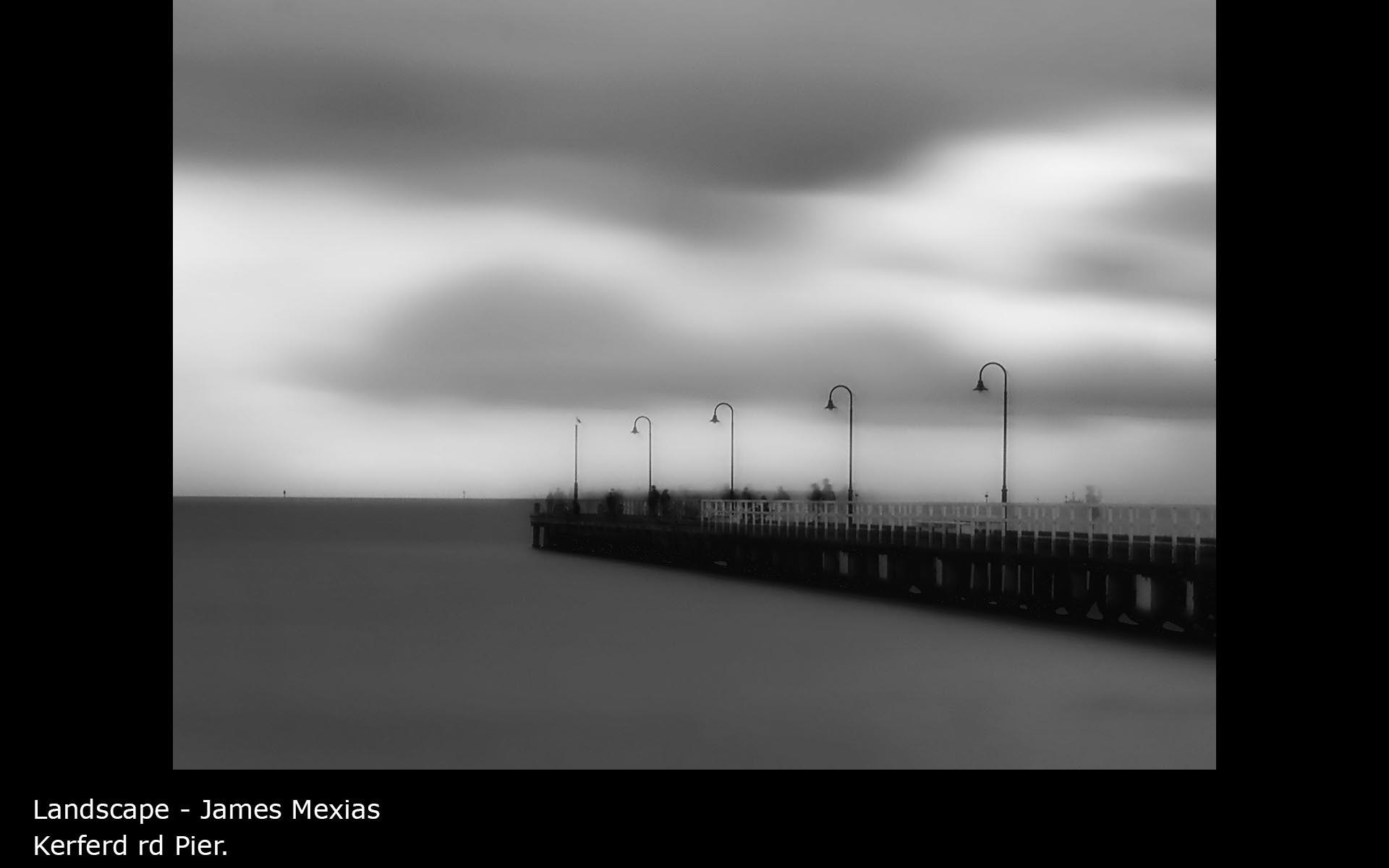 Kerferd rd Pier. - James Mexias