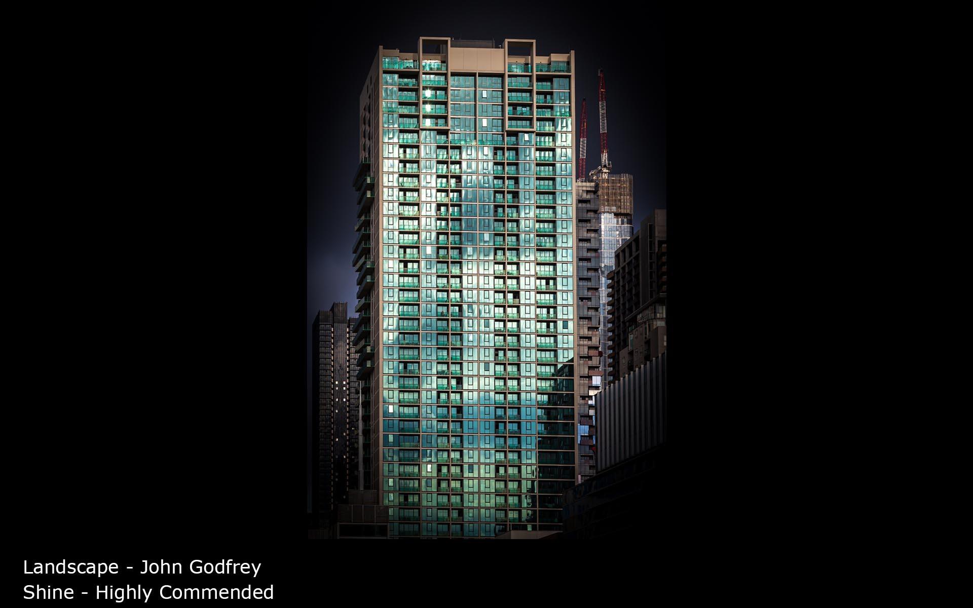 Shine - John Godfrey