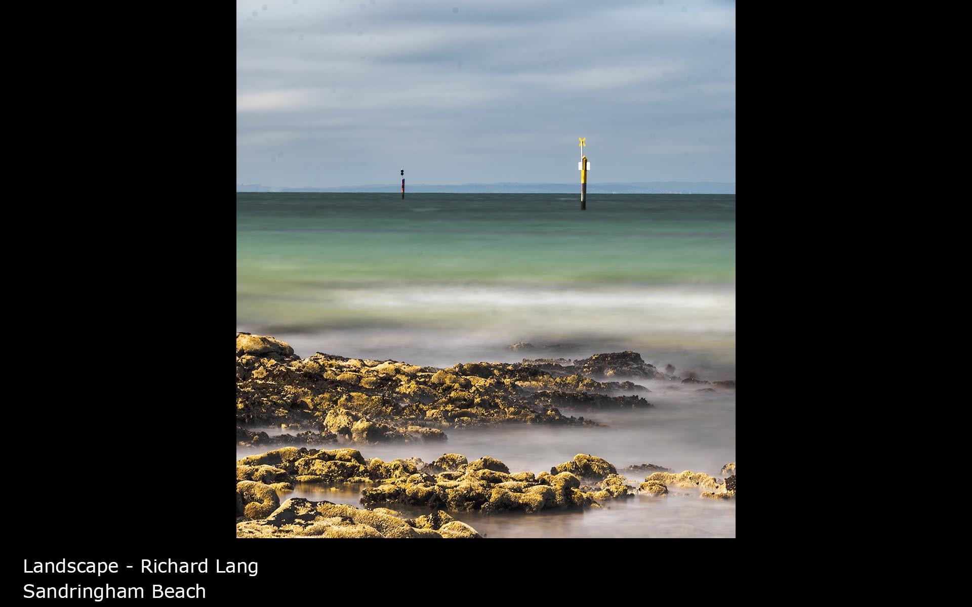 Sandringham Beach - Richard Lang