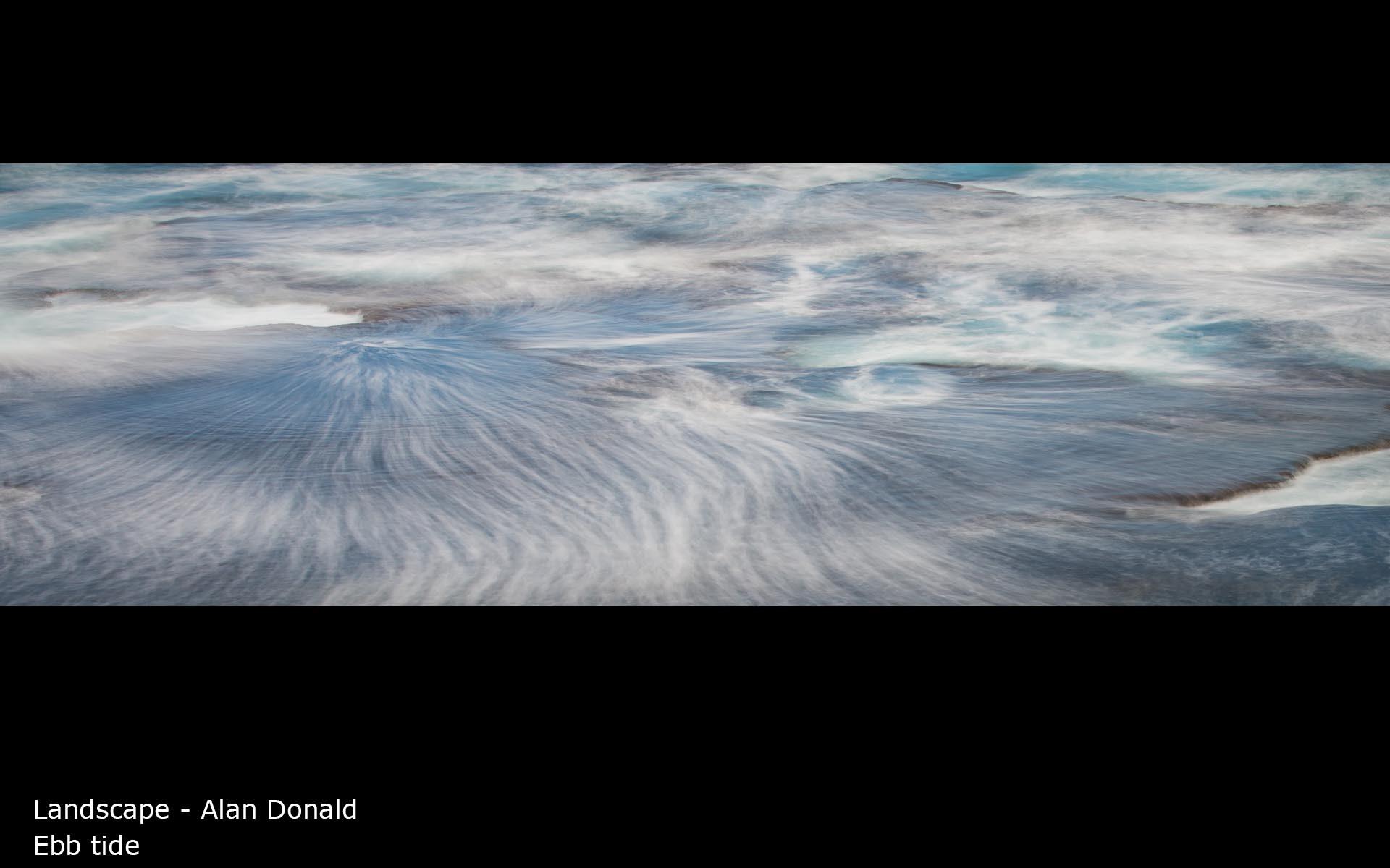 Ebb tide - Alan Donald