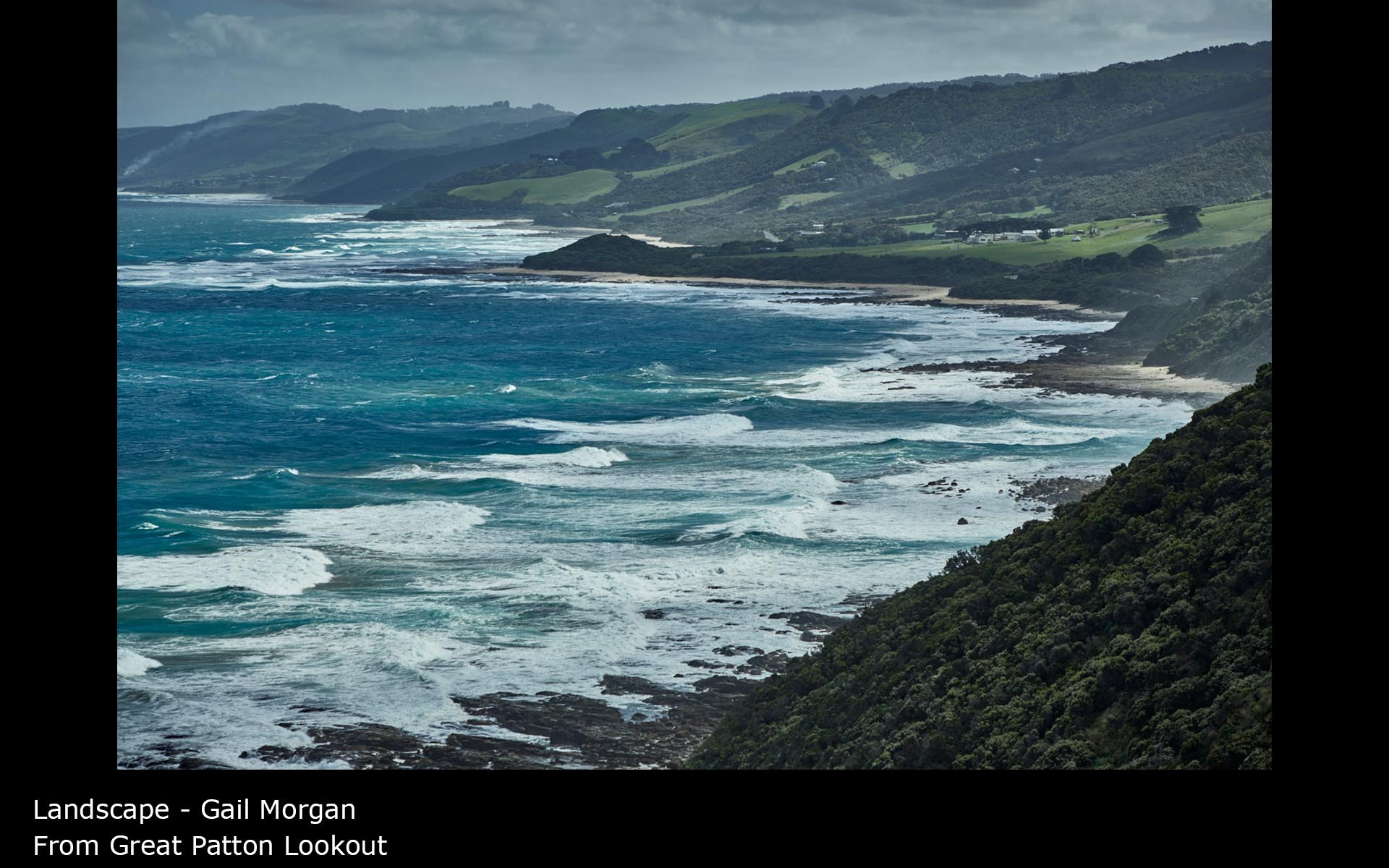 From Great Patton Lookout - Gail Morgan