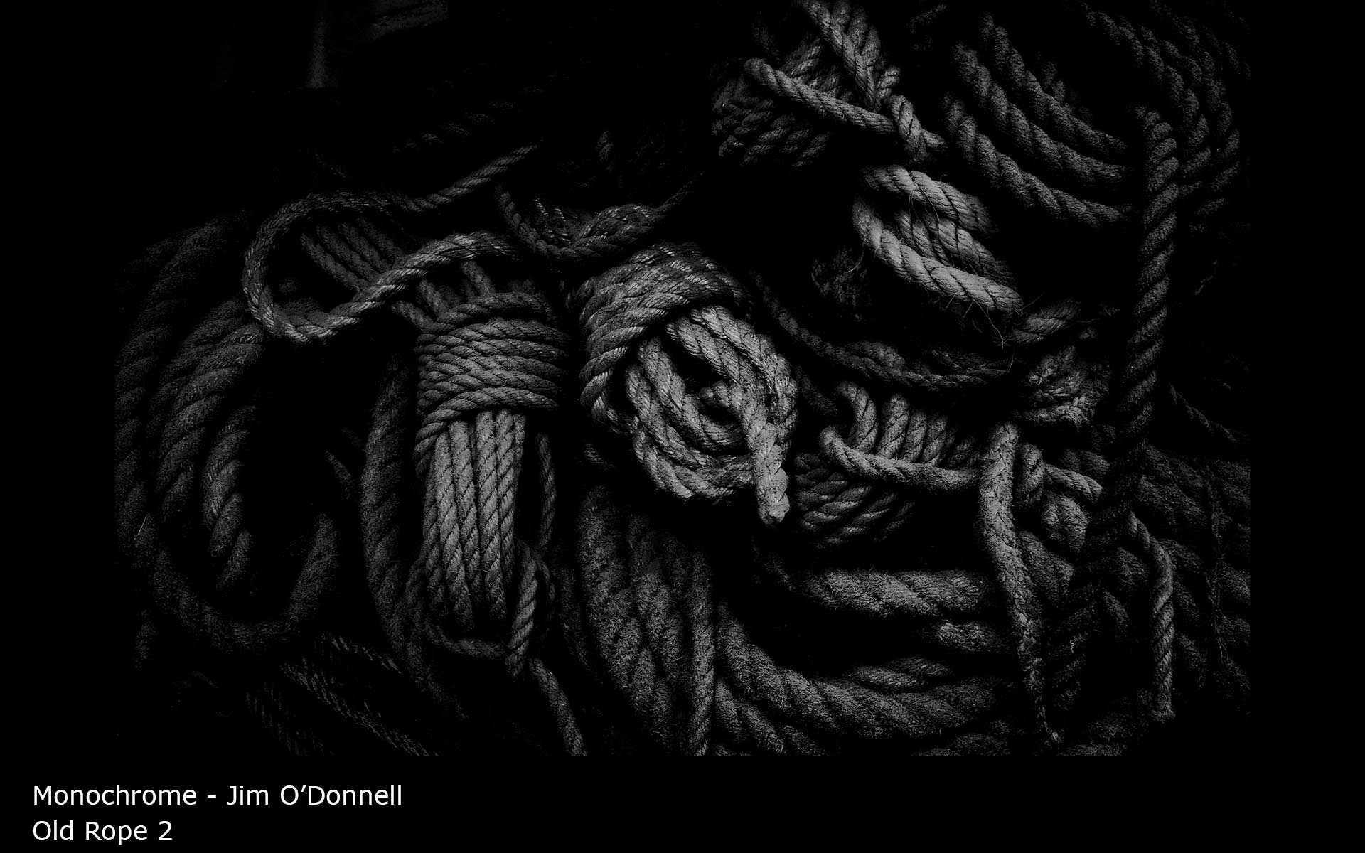 Old Rope 2 - Jim O'Donnell