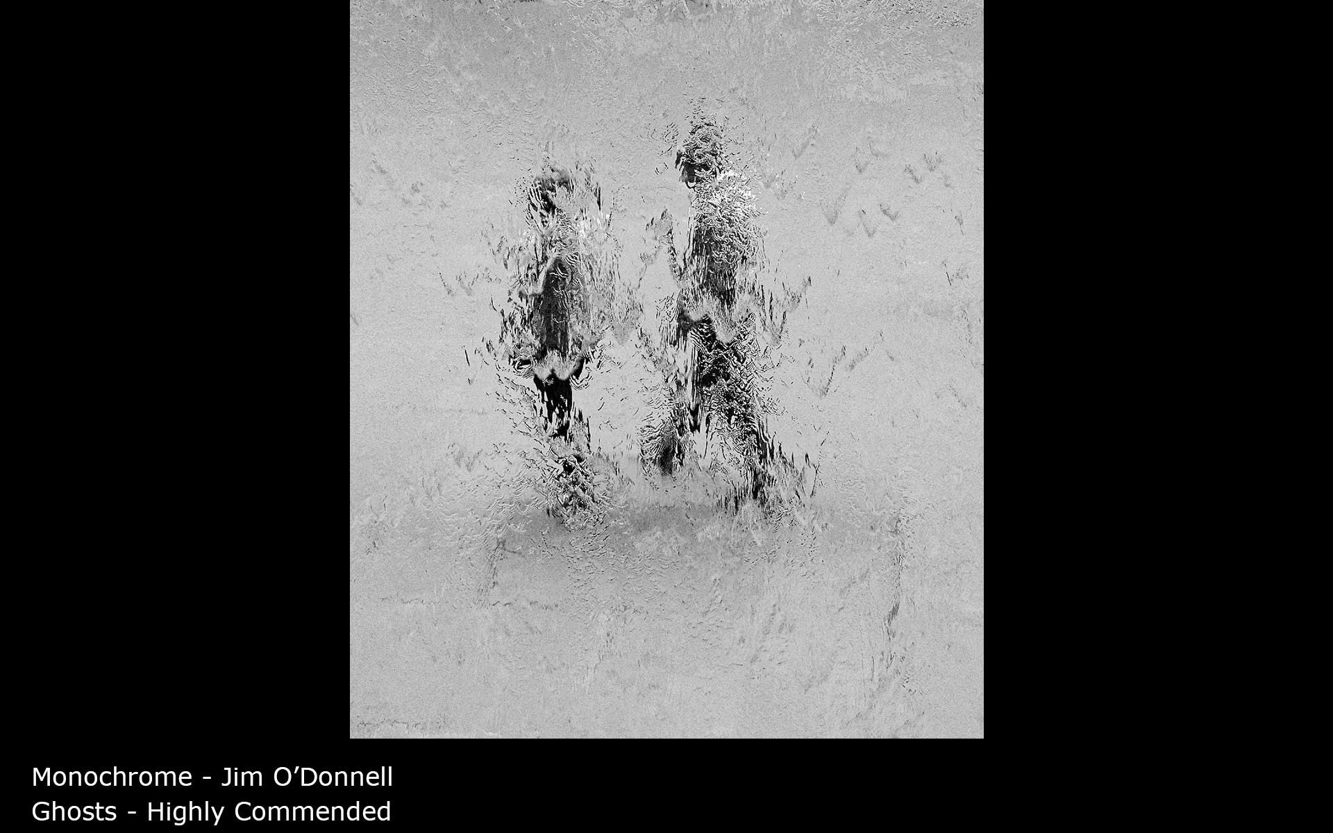Ghosts - Jim O'Donnell