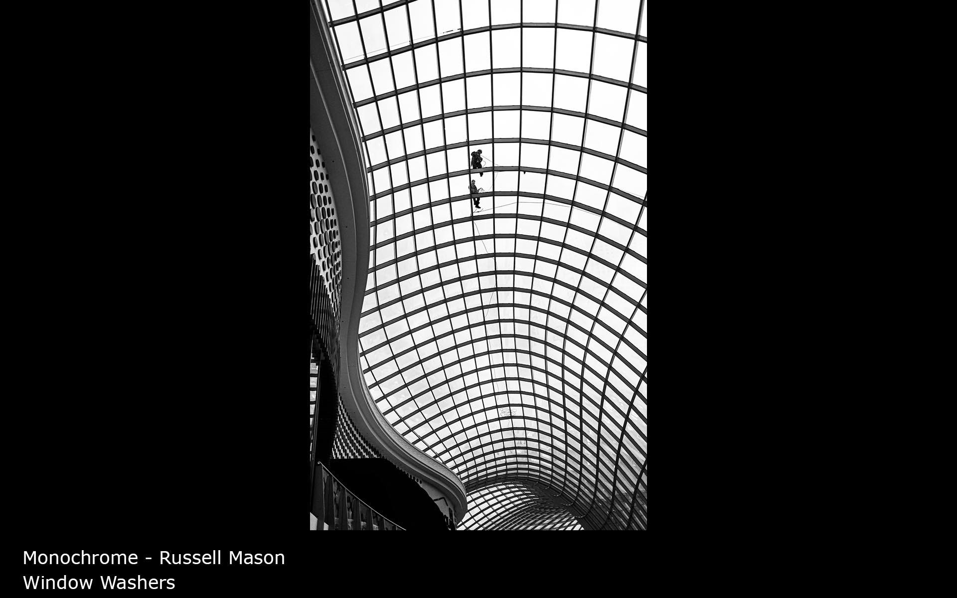 Window Washers - Russell Mason