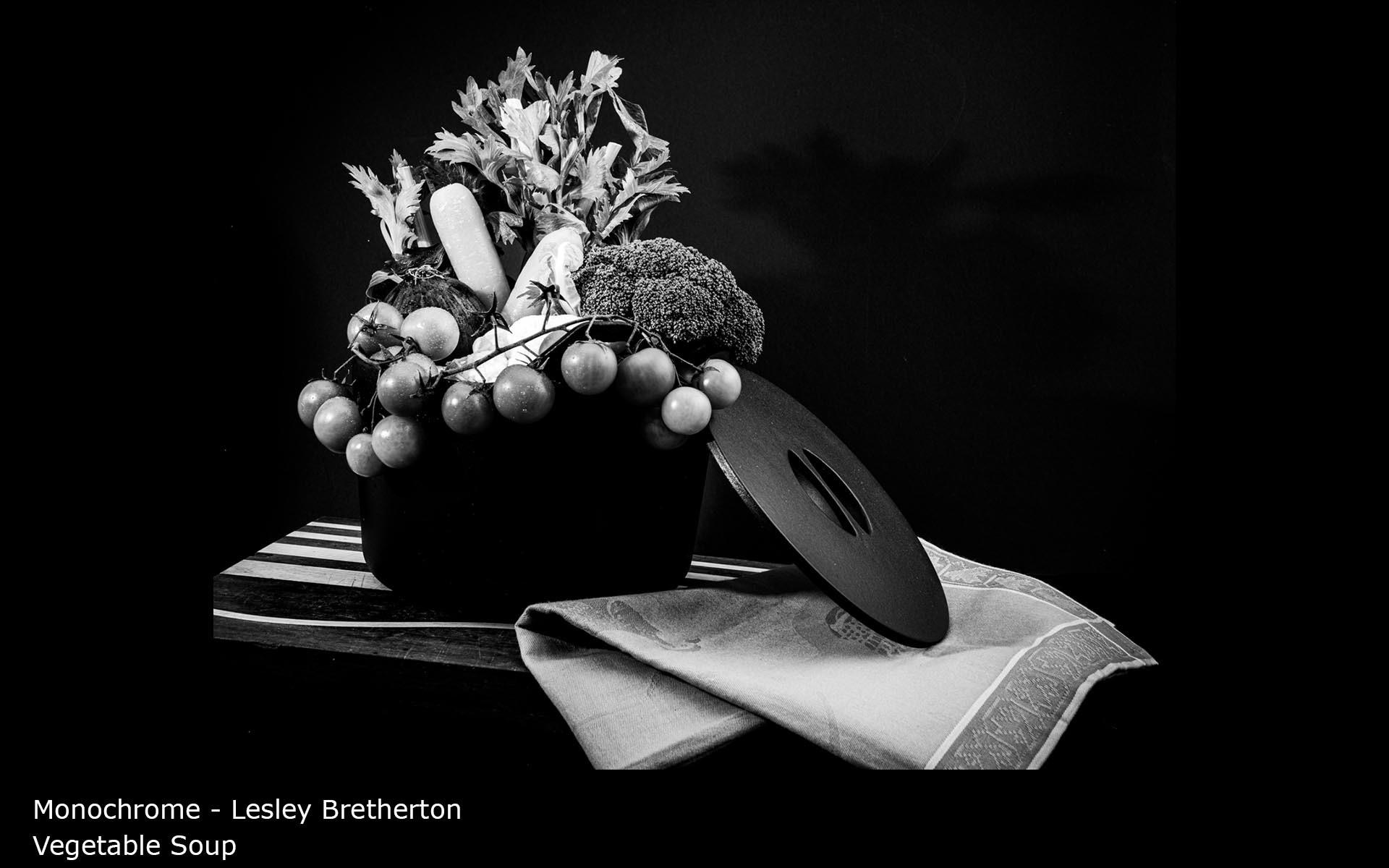 Vegetable Soup - Lesley Bretherton