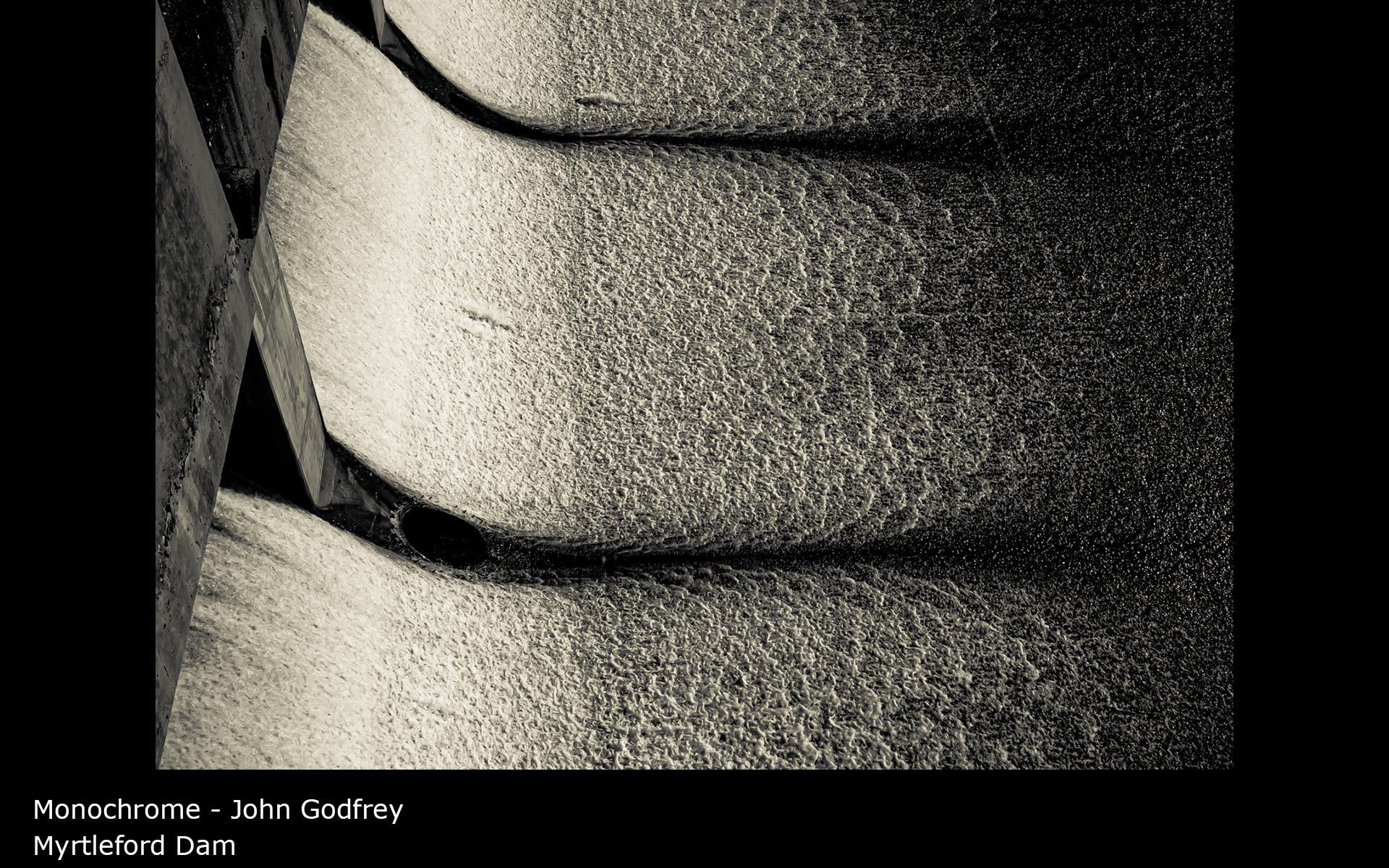 Myrtleford Dam - John Godfrey
