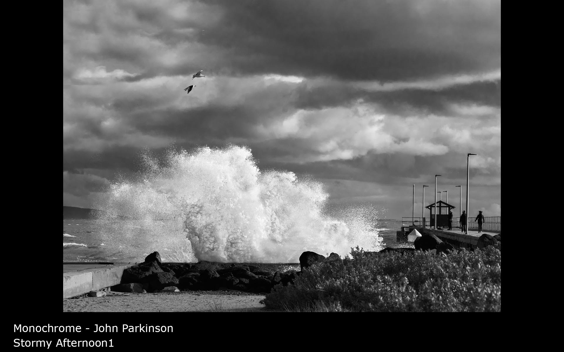 Stormy Afternoon1 - John Parkinson