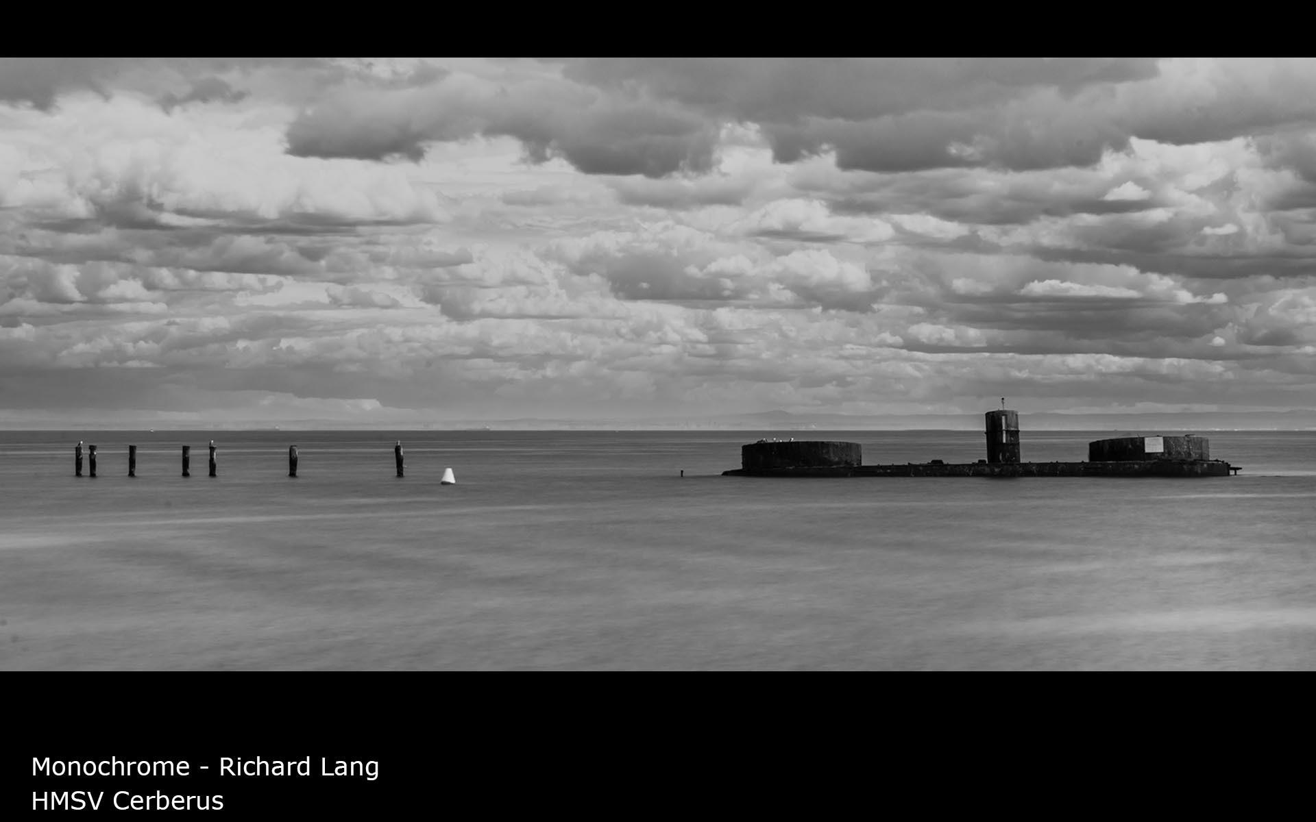 HMSV Cerberus - Richard Lang