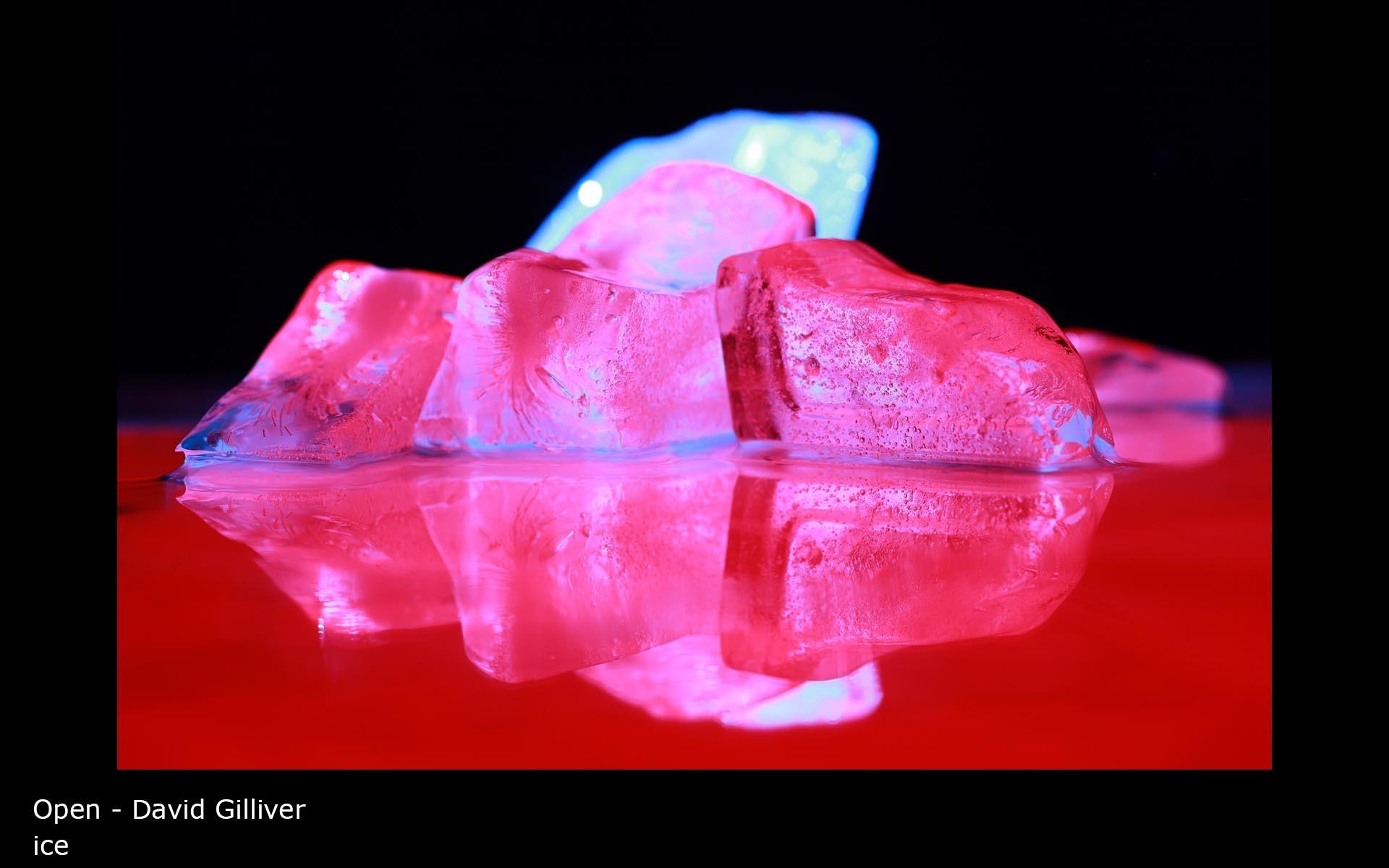 ice - David Gilliver