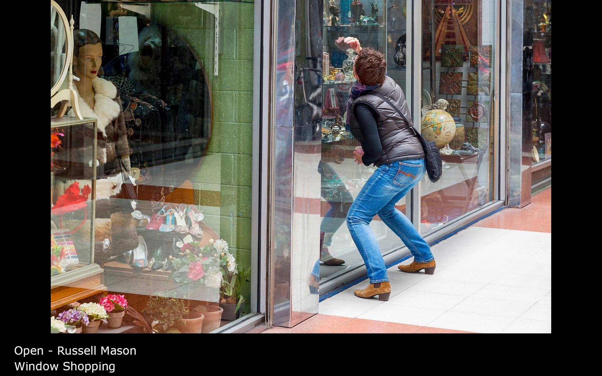Window Shopping - Russell Mason