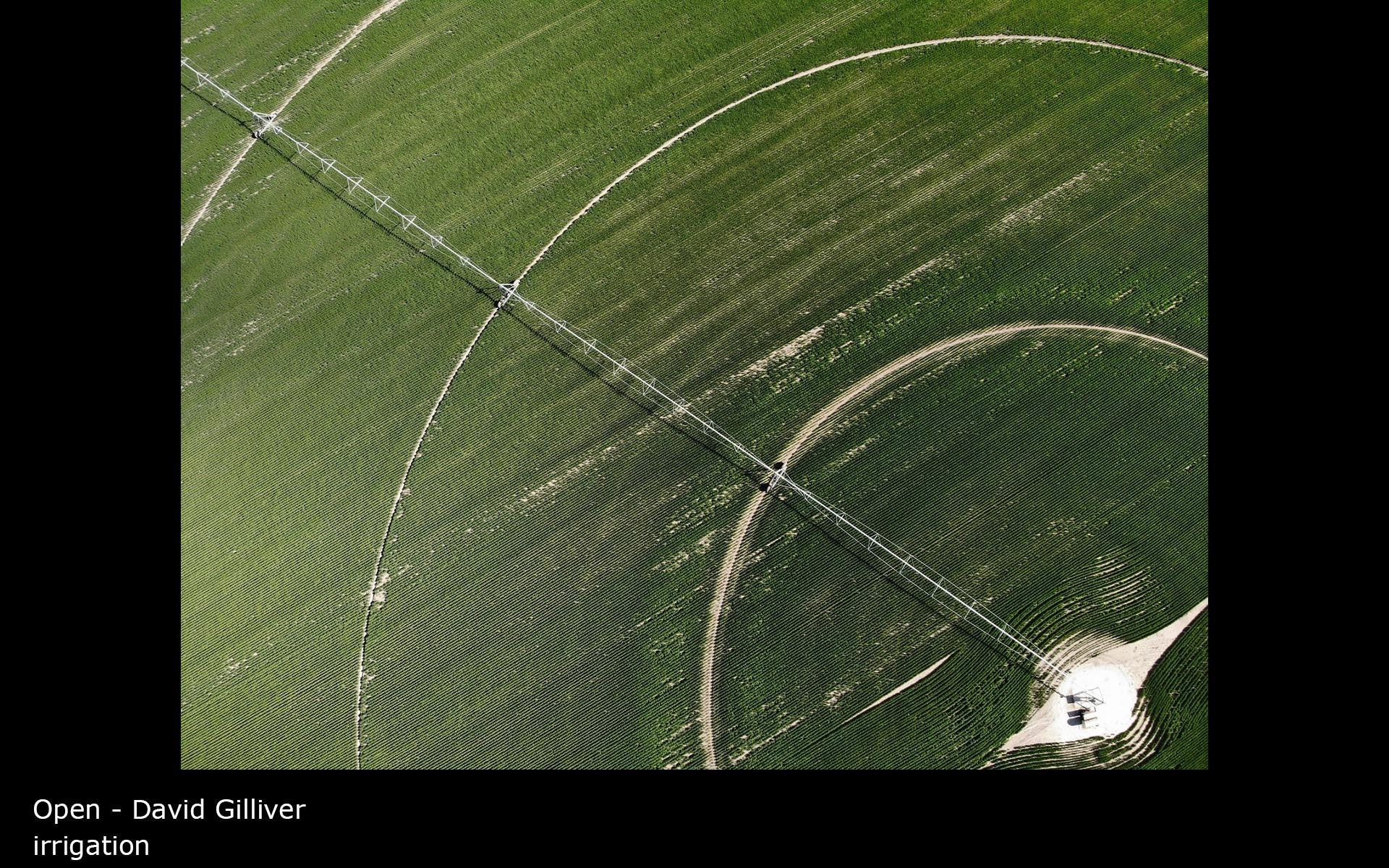 irrigation - David Gilliver